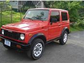 SUZUCKI Car 1984 SAMURAI